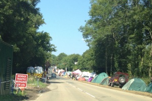 Balcombe protest camp